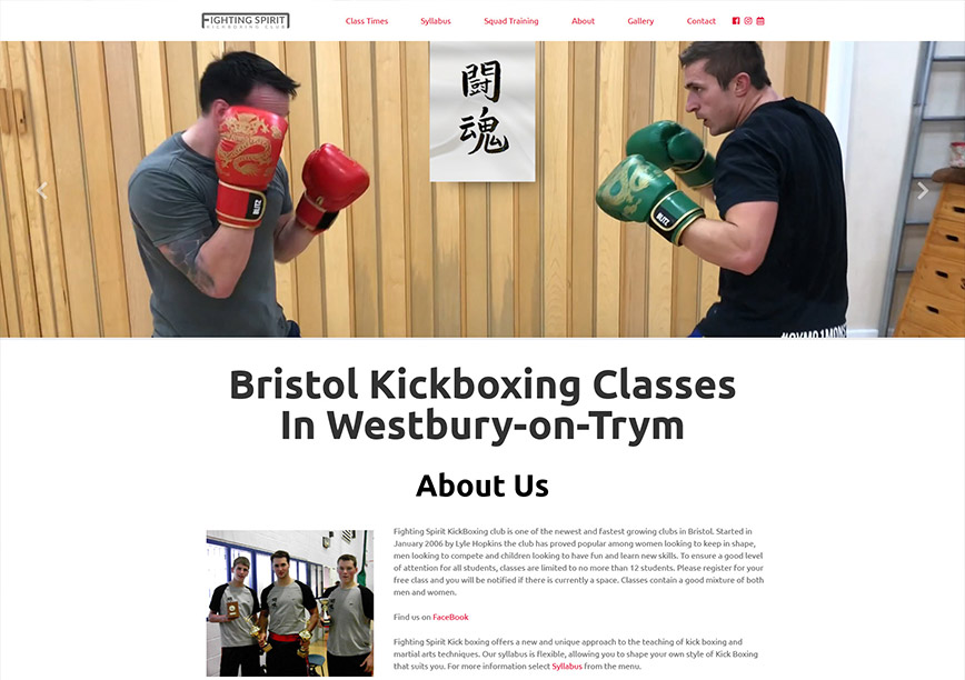 Fighting Spirit KickBoxing club